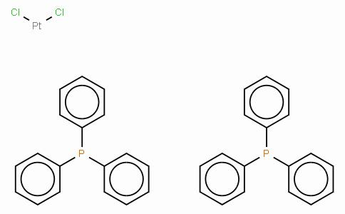 SC10692 | cis-Dichlorobis(triphenylphosphine)platinum(II)