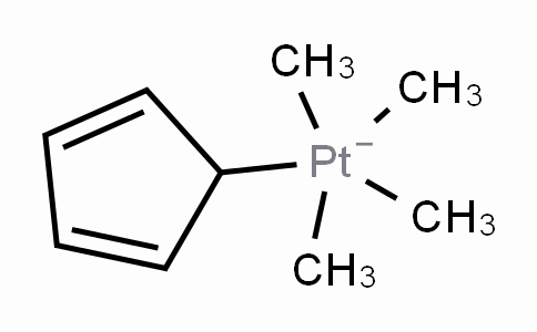 (Trimethyl)methylcyclopentadienylplatinum(IV)