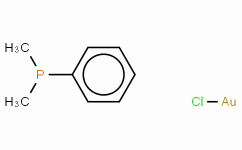 (Dimethylphenylphosphine)gold chloride