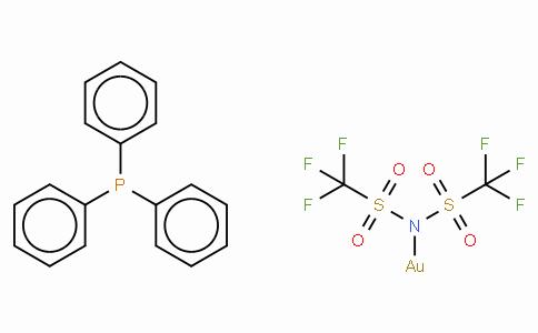 SC10738 | Triphenylphosphinegold(I) bis(trifluoromethanesulfonyl)imidate