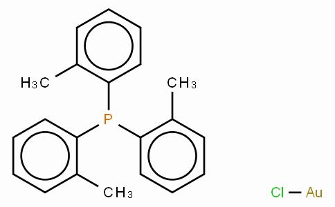 SC10739 | Chloro[tri(o-tolyl)phosphine]gold(I)