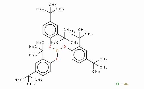 SC10743 | [Tris(2,4-di-tert-butylphenyl)phosphite]gold chloride