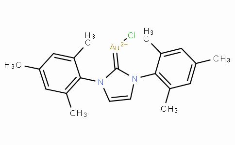 SC10756 | Chloro[1,3-bis(mesityl)imidazole-2-ylidene]gold(I)