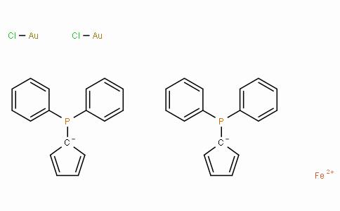 SC10766 | Bis(chlorogold(I)) [1,1′-bis(diphenylphosphino)ferrocene]