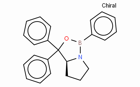 SC10777 | 131180-90-0 | (S)-Tetrahydro-1,3,3-triphenyl-1H,3H-pyrrolo[1,2-c][1,3,2]oxaborole