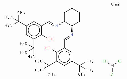 SC10790 | 250611-13-3 | (1R,2R)-(-)-[1,2-Cyclohexanediamino-N,N'-bis(3,5-di-t-butylsalicylidene)]aluminum(III) chloride