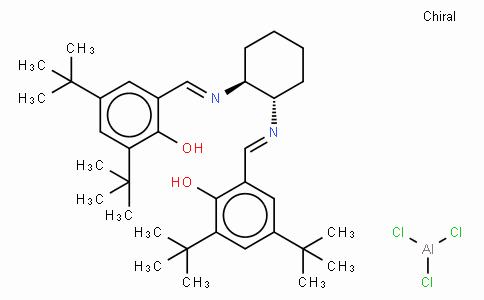 SC10791 | 307926-51-8 | (1S,2S)-(+)-[1,2-Cyclohexanediamino-N,N'-bis(3,5-di-t-butylsalicylidene)]aluminum(III) chloride
