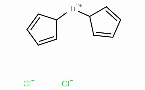 SC10829 | Bis(cyclopentadienyl)titanium dichloride