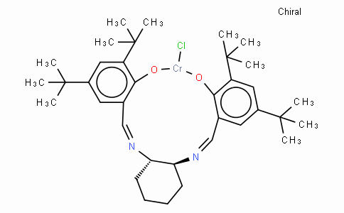SC10839 | (1S,2S)-(+)-[1,2-Cyclohexanediamino-N,N'-bis(3,5-di-t-butylsalicylidene)]chromium(III) chloride