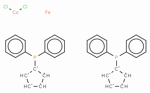 SC10864 | 67292-36-8 | Dichloro[1,1'-bis(diphenylphosphino)ferrocene]cobalt(II)