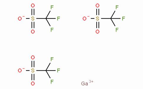 SC10883 | 74974-60-0 | Gallium(III) trifluoromethanesulfonate