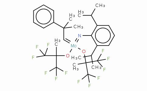 SC10923 | 139220-25-0 | 2,6-Diisopropylphenylimidoneophylidene molybdenum(VI) bis(hexafluoro-t-butoxide) SCHROCK'S CATALYST