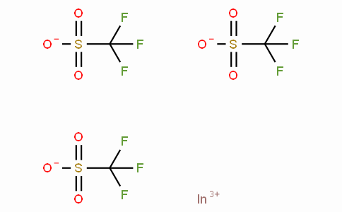 SC10951 | 128008-30-0 | Indium(III) trifluoromethanesulfonate