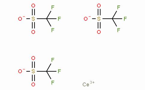 SC10968 | 76089-77-5 | Cerium(III) trifluoromethanesulphonate