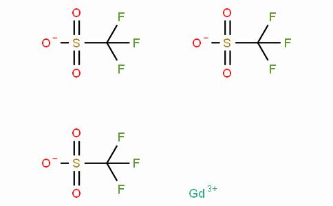 SC11007 | Gadolinium(III) trifluoromethanesulfonate