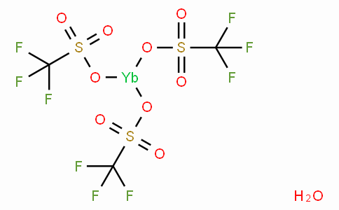 SC11043 | Ytterbium(III) trifluoromethanesulfonate hydrate, Yb(CF3SO3)3·XH2O