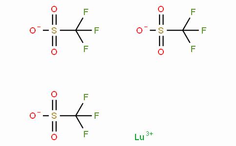SC11052 | 126857-69-0 | Lutetium(III) trifluoromethanesulfonate