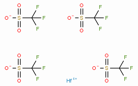 Hafnium trifluoromethanesulfonate