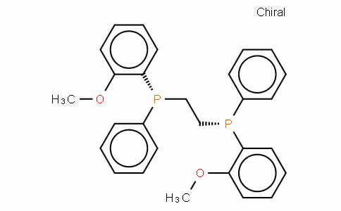 SC11064 | 55739-58-7 | (R,R)-(-)-1,2-Bis[(2-methoxyphenyl)(phenyl)phosphino]ethane