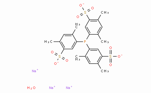 SC11116 | 443150-11-6 | Tris(4,6-dimethyl-3-sulfonatophenyl)phosphine trisodium salt hydrate