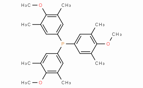 SC11119 | 121898-64-4 | Tris(4-methoxy-3,5-dimethylphenyl)phosphine