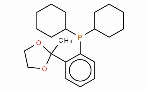 SC11179 | 2鈥?(Dicyclohexylphosphino)acetophenone ethylene ketal