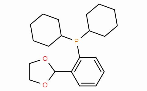 SC11181 | 2-(2-Dicyclohexylphosphinophenyl)-1,3-dioxolane