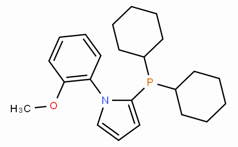 SC11187 | 1-(2-Methoxyphenyl)-2-(dicyclohexylphosphino)pyrrole