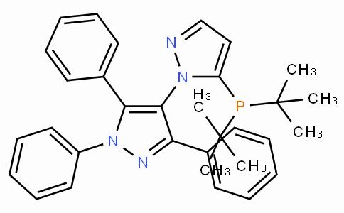 SC11191 | 5-(Di-t-butylphosphino)-1',3',5'-triphenyl-1,4'-bi-1H-pyrazole