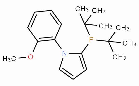 SC11196 | N-(2-Methoxyphenyl)-2-(di-t-butylphosphino)pyrrole