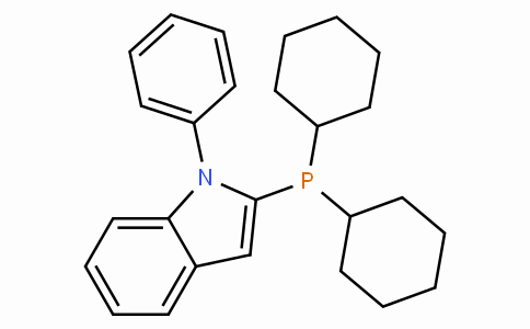 SC11202 | N-Phenyl-2-(dicyclohexylphosphino)indol