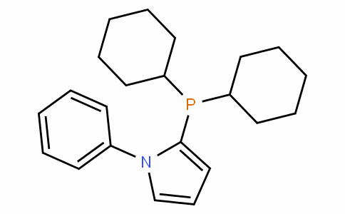SC11203 | N-Phenyl-2-(dicyclohexylphosphino)pyrrole