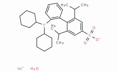 SC11290 | 2'-Dicyclohexylphosphino-2,6-di-i-propyl-4-sulfonato-1,1'-biphenyl hydrate sodium salt