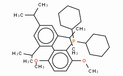 SC11299 | 1070663-78-3 | 2-(Dicyclohexylphosphino)-3,6-dimethoxy-2'-4'-6'-tri-i-propyl-1,1'-biphenyl, min.
