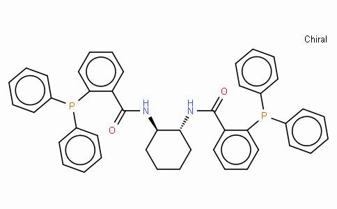 SC11302 | (1R,2R)-(+)-1,2-Diaminocyclohexane-N,N'-bis(2'-diphenylphosphinobenzoyl), (R,R)-DACH-Phenyl Trost Ligand