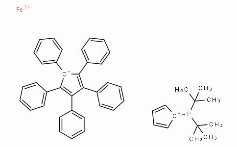 SC11319 | 312959-24-3 | 1,2,3,4,5-Pentaphenyl-1'-(di-t-butylphosphino)ferrocene