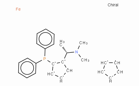 SC11321 | 55650-58-3 | (S)-N,N-Dimethyl-1-[(R)-2-(diphenylphosphino)ferrocenyl]ethylamine