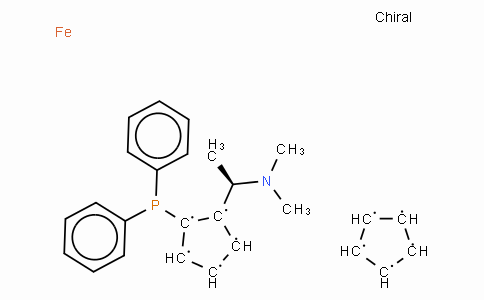 SC11323 | 55700-44-2 | (R)-N,N-Dimethyl-1-[(S)-2-(diphenylphosphino)ferrocenyl]ethylamine