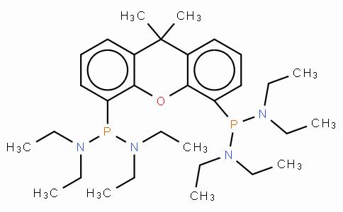 P,P′-(9,9-Dimethyl-9H-xanthene-4,5-diyl)bis[N,N,N′,N′-tetraethyl-phosphonous diamide]