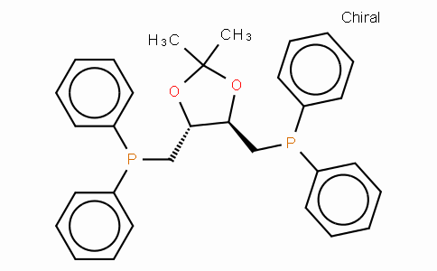 SC11345 | 32305-98-9 | (4R,5R)-(-)-4,5-Bis(diphenylphosphinomethyl)-2,2-dimethyl-1,3-dioxolane