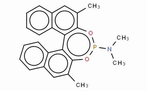 SC11354 | (S)-(+)-(2,6-Dimethyl-3,5-dioxa-4-phospha-cyclohepta[2,1-a;3,4-a']dinaphthalen-4-yl)dimethylamine