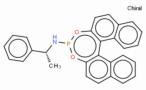 SC11357 | (S)-(+)-(3,5-Dioxa-4-phospha-cyclohepta[2,1-a;3,4-a']dinaphthalen-4-yl)[(1R)-1-phenylethyl]amine