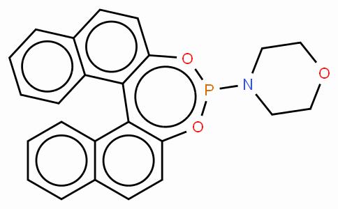 (S)-(+)-(3,5-Dioxa-4-phospha-cyclohepta[2,1-a;3,4-a']dinaphthalen-4-yl)morpholine