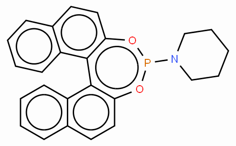 SC11376 | 284472-79-3 | (S)-(+)-(3,5-Dioxa-4-phospha-cyclohepta[2,1-a;3,4-a']dinaphthalen-4-yl)piperidine