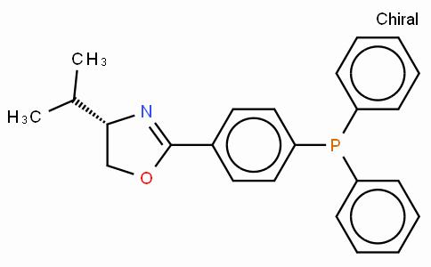 SC11383 | 148461-14-7 | (S)-(-)-2-[2-(Diphenylphosphino)phenyl]-4-(1-methylethyl)-4,5-dihydrooxazole