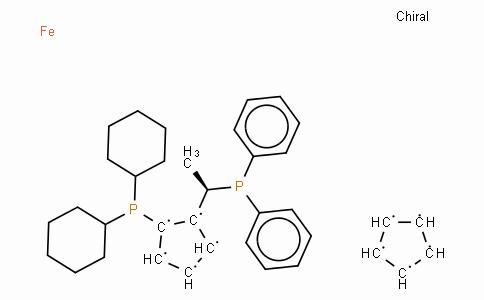 SC11425 | (R)-(-)-1-[(S)-2-(Dicyclohexylphosphino)ferrocenyl]ethyldiphenylphosphine