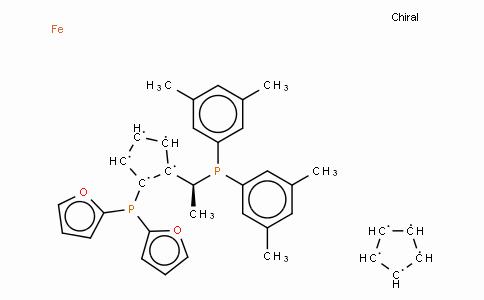 SC11432 | (S)-(+)-1-[(R)-2-(Di-2-furylphosphino)ferrocenyl]ethyldi-3,5-xylylphosphine