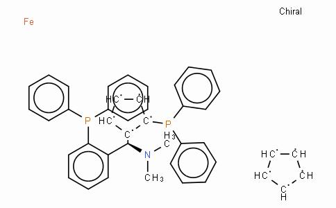 SC11441 | 1003012-96-1 | (R)-(+)-[(R)-2-Diphenylphosphinoferrocenyl](N,N-dimethylamino)(2-diphenylphosphinophenyl)methane
