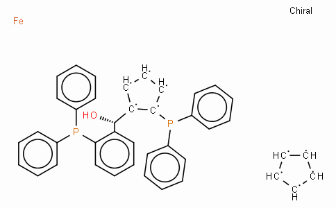 SC11447 | 851308-43-5 | (S)-(-)-[( S)-2 - 二苯基膦二茂铁][2 - 双(3,5 - 二甲基-4 - 甲基氧苯基)膦苯基]甲醇