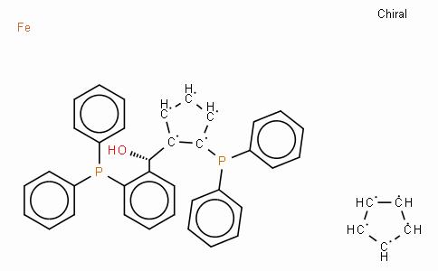 SC11447 | (S)-(-)-[(S)-2-Diphenylphosphinoferrocenyl][2-diphenylphosphinophenyl]methanol